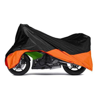 Waterproof Motorcycle Cover Outdoor Indoor Motorcycle Cruisers Street Sport Bikes Cover UV Protective Motorbike Parts Rain Dust