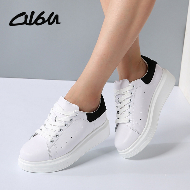 Chaussures Blanches Pour Les Femmes W1jaa5ROWL