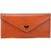 Förderung Echtes Leder vintage donut geldbörse patchwork ziper haspe lange kupplung pv brieftasche für dame für dame