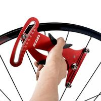자전거 수리 도구 자전거 스포크 Tensometer 와이어 장력 측정기 측정 휠 세트 휠 림 수정 Tensometer 조정 도구