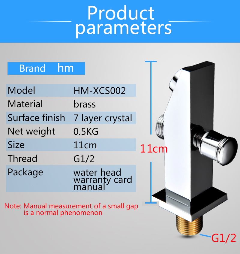 hm Bathtub Spout Chrome Finish Wall Mounted Replace Spout ,Lift the Conversion Water Way,Modern Style Multiple Types (6)