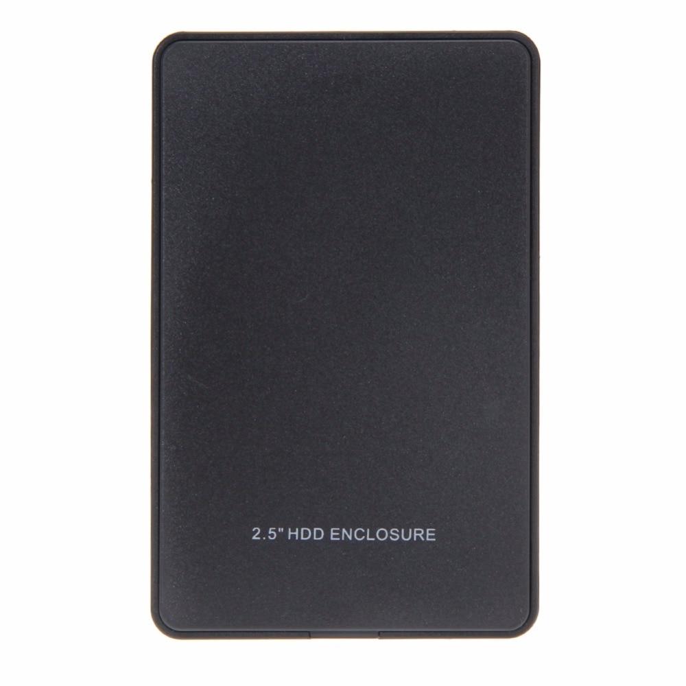 External HDD Enclosure For Hard Disk USB2.0 Sata Portable Case 2.5