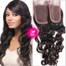 Brazilian Virgin Hair Wet And Wavy Virgin Brazilian Hair Lace Closure 4×4 Lace Closure Brazilian Virgin Hair With Closure
