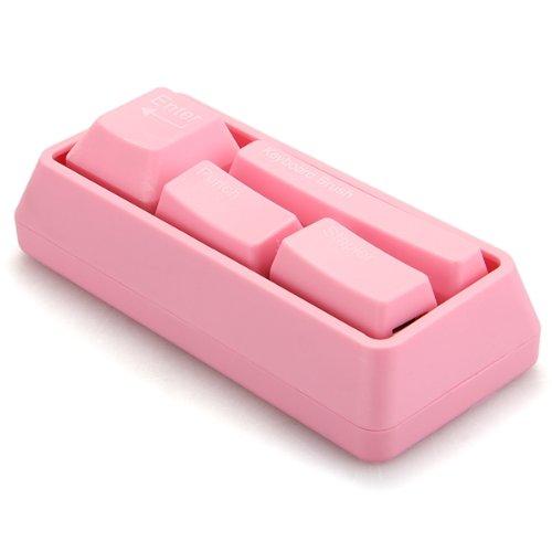 Клавиатура Стиль стол Канцелярский набор степлер кисть Дырокол клип