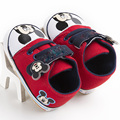 baby Girls Princess Canvas Shoes  kids  children Cartoon soft Sneakers newborn   Casual Shoes