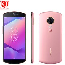 2018 New Meitu T9 Mobile Phone 4/6GB RAM 64/128GB ROM Snapdragon 660 Octa Core Android 8.1 Dual Front/Rear Camera Smartphone