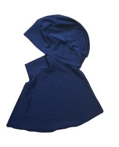 Image 3 - YONGSEN 2020 New Burkinis Muslim Swimsuit Modest Clothing Islamic 3 Pieces Separated Women Wear Long muslimah Swimwear Hijab