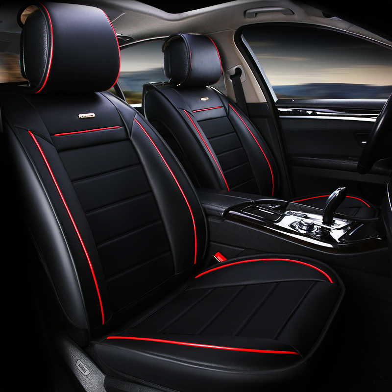 car seat cover covers interior accessories for BMW 7 Series e38 E65 E66 F01 F02 g11 g12 X4 F26 X5 E70 F15 e53 X6 E71 E72 F16