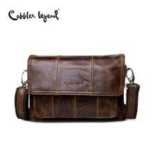 Cobbler Legend Brand New 2016 Real Leather Women Shoulder Bag Vintage Style Small Crossbody Bag Female Handbags For Girls bolsas