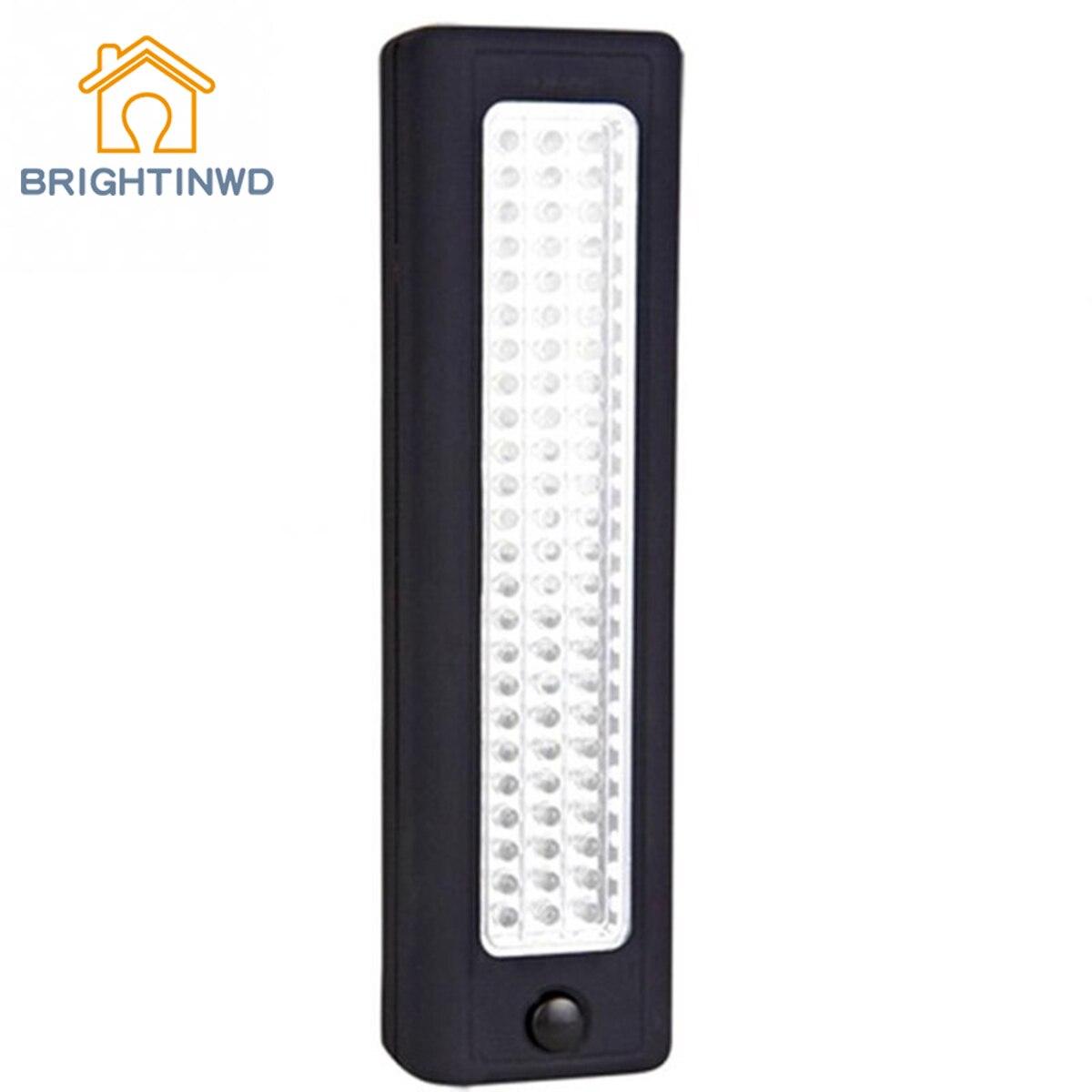 72 LED lumière de travail lumineuse Portable lumière de Camping extérieure 6V 4.5W révision lampe de poche lumineux