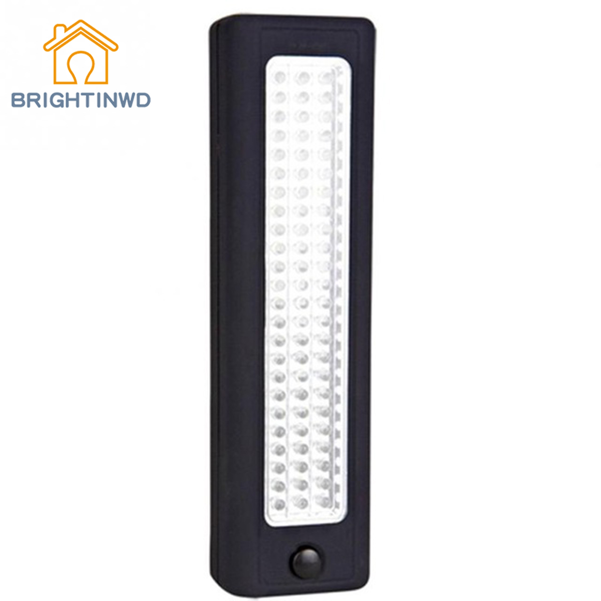 BRIGHTINWD Service Bright Light 72 LED Working Lamp Portable Outdoor Camping Lights 6V 4.5W Overhaul Flashlight
