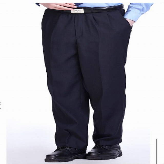 Nuevo estilo de traje de los hombres pantalones de trabajo pantalones del desgaste pantalones de estilo occidental pantalones pantalones