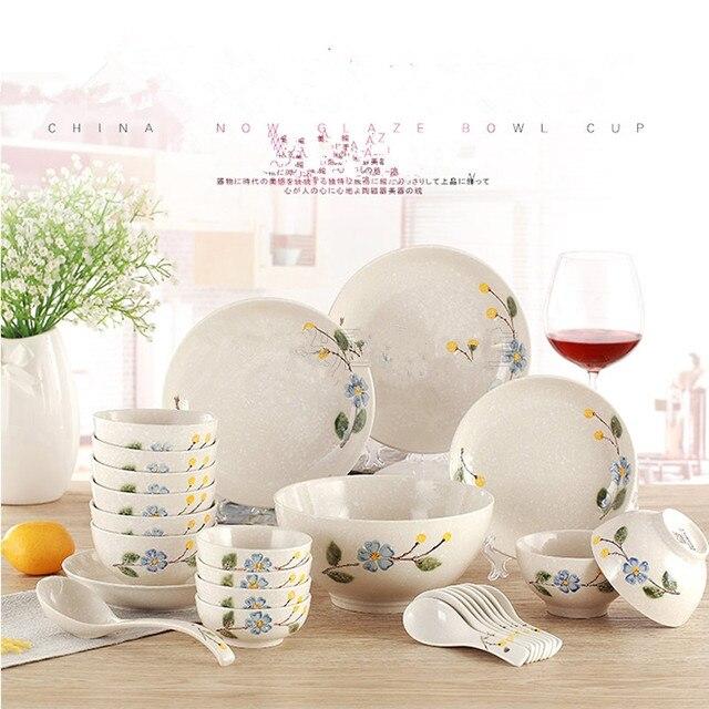 Creative Ceramic tableware cutlery set home combination Japanese dinnerware  sc 1 st  AliExpress.com & Creative Ceramic tableware cutlery set home combination Japanese ...