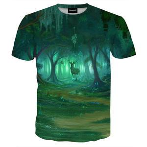 49bd8431b Cloudstyle Tshirt 3D Printing Top Tee Shirt Men's