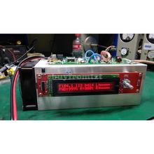 200 Вт регулируемый 87,5-108 МГц FM стерео передатчик RF усилитель мощности радиостанции Ham полная защита дизайн