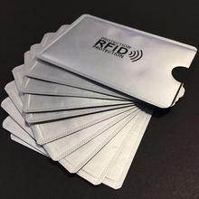 1000 шт чехол для паспорта с rfid защитой