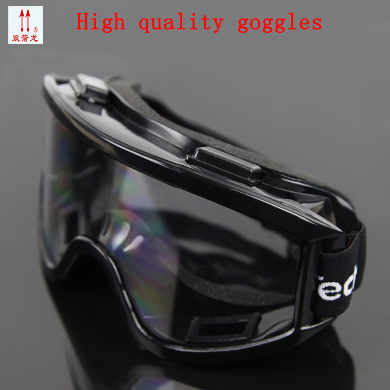 high quality black goggles Anti-fog Anti-shock Anti-scratch safety glasses movement Ride dust-proof work safety glasses safurance protective glasses pc scratch safety ride movement wind and dust proof goggles workplace safety
