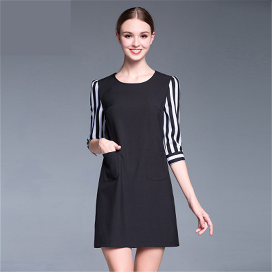 Maternity Clothes Sleeve Pregnant Clothing Linen Cotton Made High Quality Maternity Spring Autumn Women Dress 70R0133
