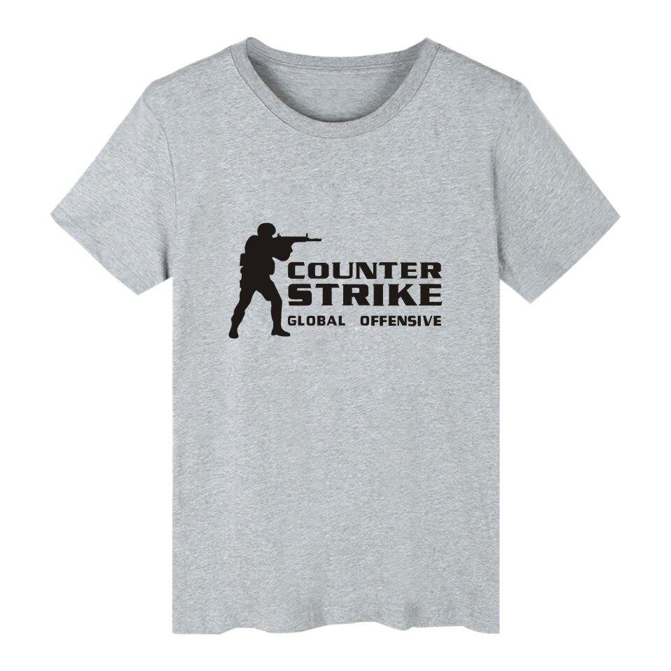 CS GO särk Counter Strike T särk Men O-Neck cs minna Riided cs Suvi - Meeste riided - Foto 3