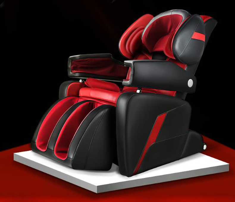 Luxury home massage chair Electric intelligent massage chair roller design Silent power pump household massage device/tb180912/3 intelligent timing counting balloon pump electric air pump steam ball inflating machine double blowing device