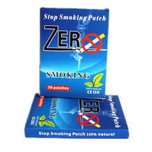 300pcs=10Boxes 100% Natural Herbal Health Therapy Quit Smoking Patch Stop Anti Smoke Cessation Pad