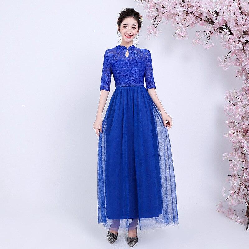 US $25.8 46% OFF|Aliexpress.com : Buy Popodion bridesmaid dresses plus size  sisters dress for wedding party wedding guest dress vestido de festa longo  ...