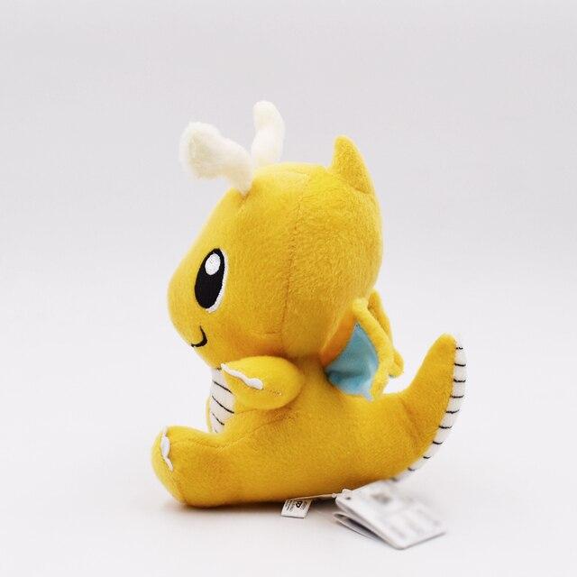 Аниме игрушка Покемон Драгонайт 17 см 2