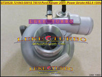 Free Ship GT2052S 721843 0002 721843 5001S 721843 79522 Turbo Turbine Turbocharger For Ford Ranger 2001