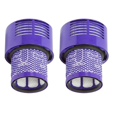 Washable Filter Unit for Dyson V10 SV12 Cyclone Animal Absolute Total Clean Vacuum Cleaner (Pack of 2) washable filter unit for dyson v10 sv12 replacements cyclone animal absolute total clean vacuum cleaner