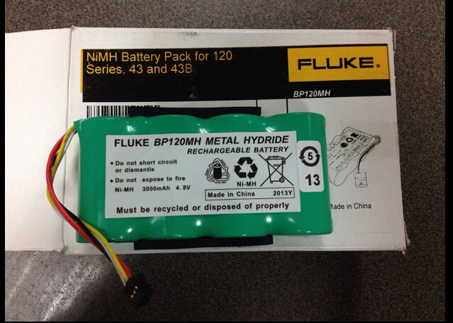 HOT NEW Ni-MH battery pack BP120MH BP120 4.8V 3000mah Suitable for used in F123 F124 F125 F43B battery with plug marbo mh a102