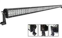 2014New 50Inch 288W 10V 30V DC LED LightBar For Driving Boat Truck Fog Lamp Spot Wide