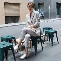 Women S Business Suit Pant Suits Lady S Casual Office Uniform Designs Ms Suits Formal Work
