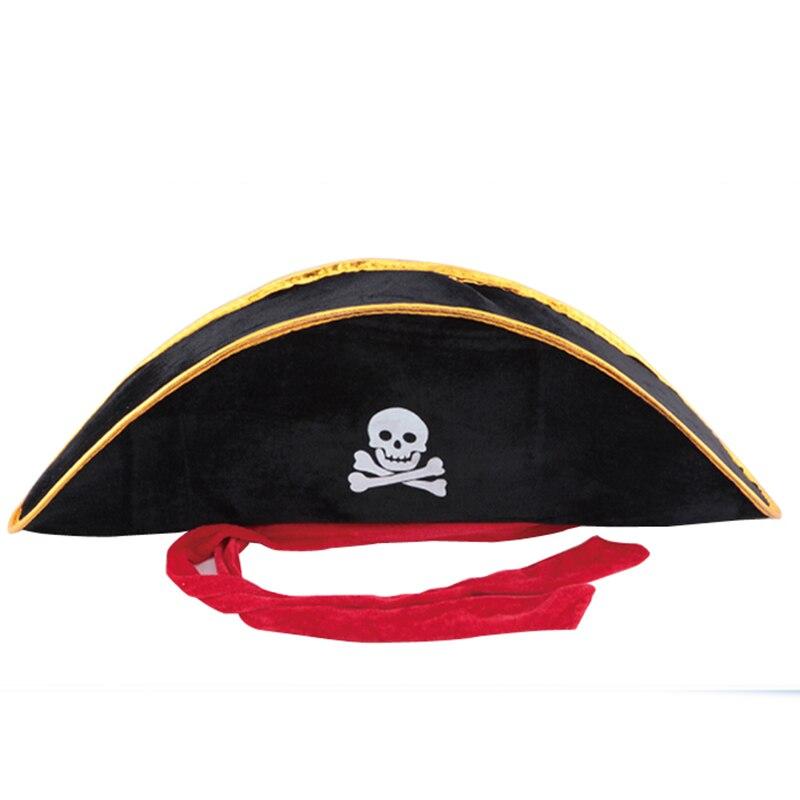 Goods Halloween Christmas Party Stylish Grateful Luxury Beautiful Caribbean Captain hat