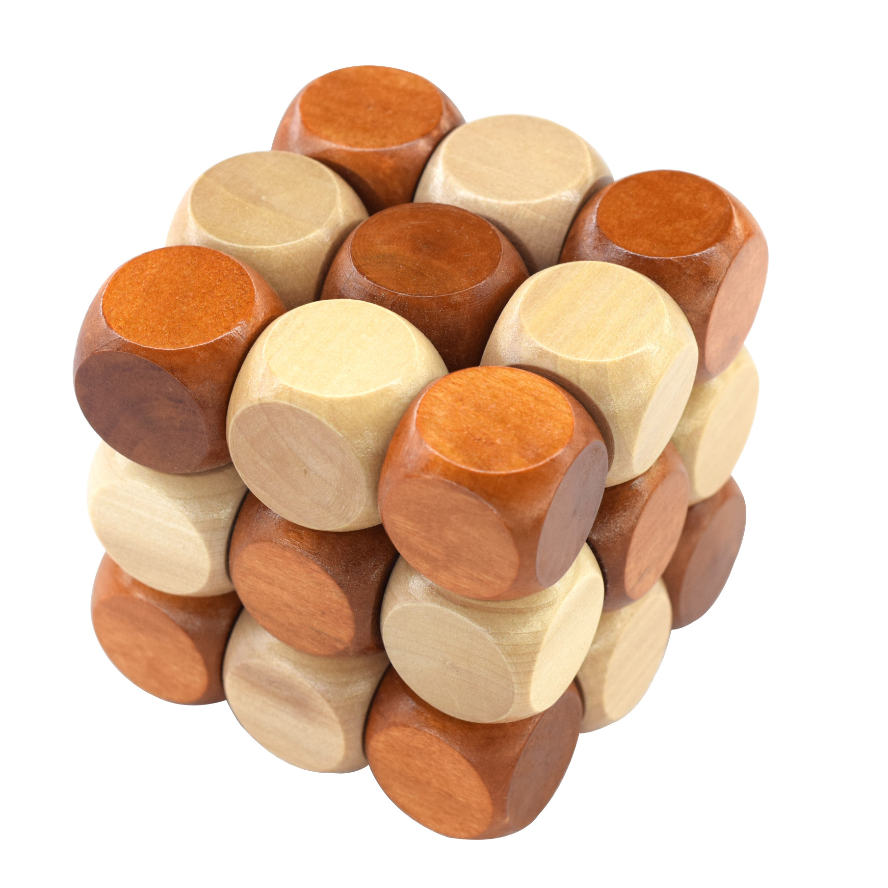 3D Wooden Puzzle Novelty Toys Magic Cube Educational Brain Teaser IQ Mind Game For Children Adult Snake Shape metal puzzle iq mind brain game teaser square educational toy gift for children adult kid game toy