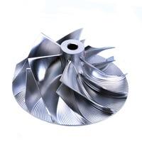 Kinugawa Turbo Roda Do Compressor Boleto 56.48/74.99mm 6 + 6 para o Garrett T04E 442476 0014 Guarnição 57|wheels wheel|wheels forwheel compressor -