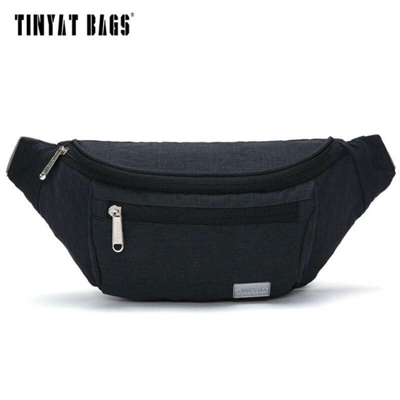 La Hombres Baratos Packs Fanny Cintura Tinyat Paquete Bolso Bolsa De FIFw1a7q