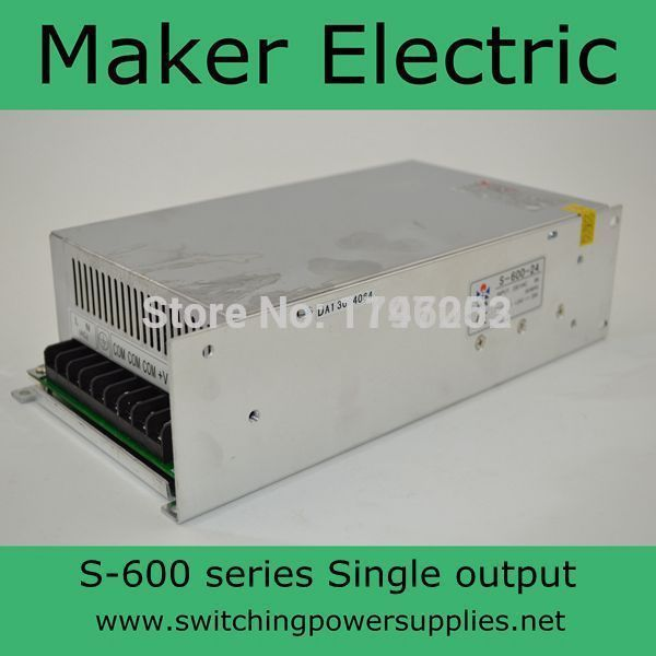 low price high quality 600w high efficiency S-600-48 12A switching power supply 48v with ce certification low price high quality 12v 600w s 600 12 50a ce led strip light single output switching power supply indoor power free shipping