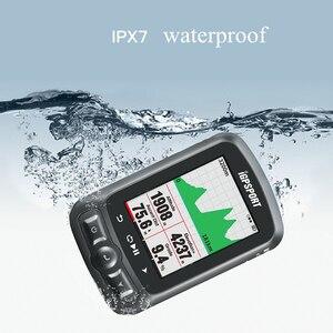 Image 3 - IGPSPORT IGS618 ANT+ GPS Computer Bike Bicycle Bluetooth Wireless Stopwatch Waterproof Cycling Bike Sensor Speedometer Computer
