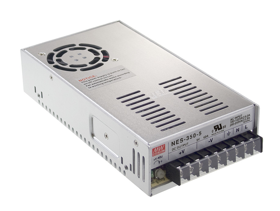 [Special offer] MEAN WELL original NES-350-24 24V 14.6A meanwell NES-350 24V 350.4W Single Output Switching Power Supply [cb]mean well original nes 350 3 3 2pcs 3 3v 60a meanwell nes 350 3 3v 198w single output switching power supply
