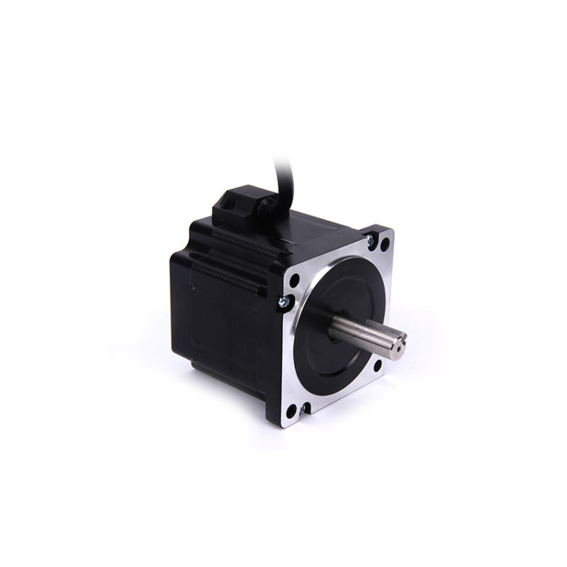 High torque and Low noise custom-made for you 8618HB6 precision 86BYGH stepper motor high 80MM torque 4.5N.m current 6.0 / 3.0AHigh torque and Low noise custom-made for you 8618HB6 precision 86BYGH stepper motor high 80MM torque 4.5N.m current 6.0 / 3.0A