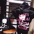 High Quality 1:1 New Mens Anti Social Social Club Hoodies Male 100% Cotton High Street Skateboards ASSC Hooded Sweatshirts S-XL