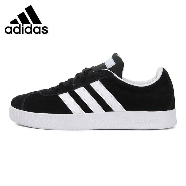 adidas vl court 2.0 nere