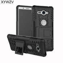 sFor Coque Sony Xperia XZ2 Compact Case Hard Silicone Phone Case For Sony Xperia XZ 2 Compact Cover For Xperia XZ2 Compact Shell