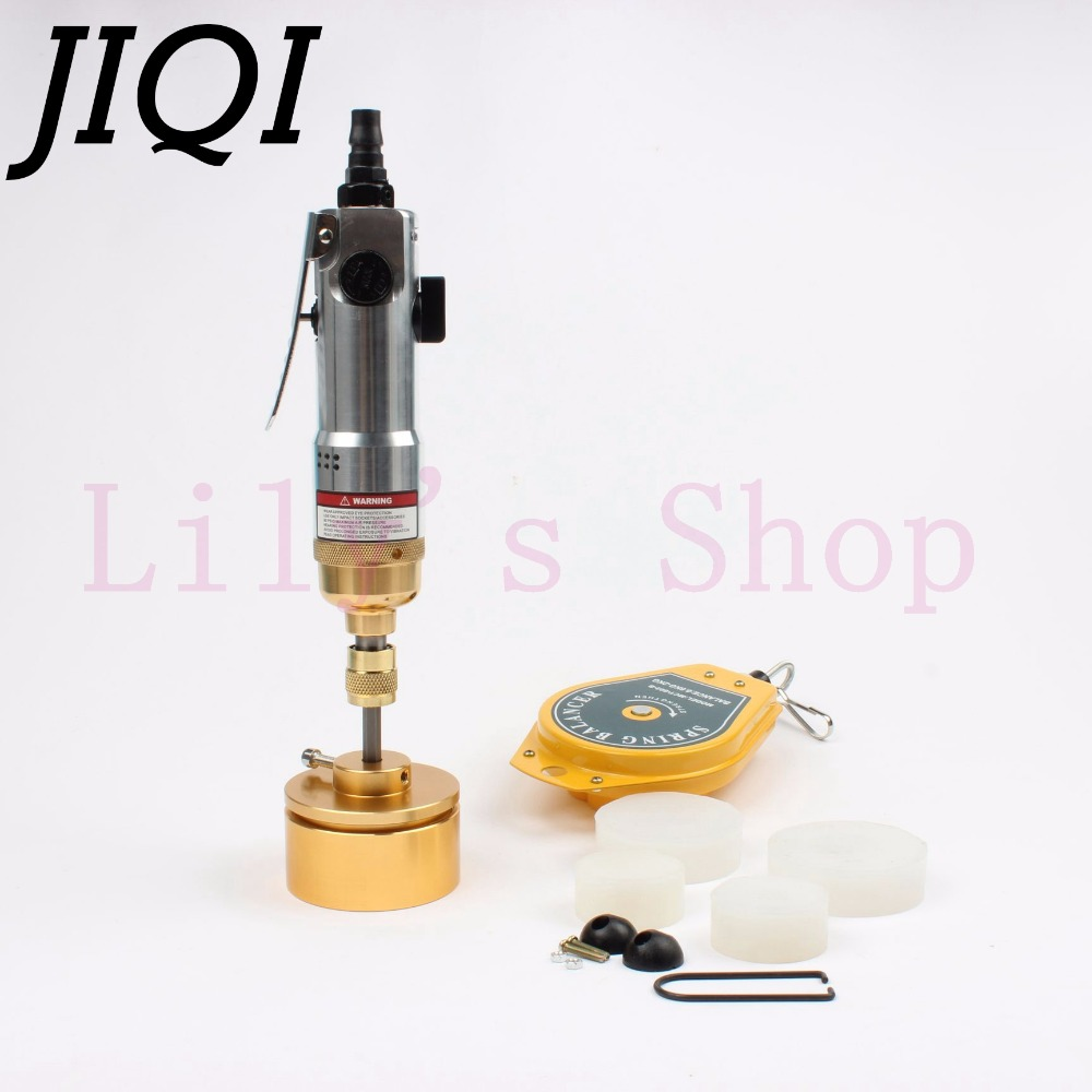 Handheld Pneumatic bottle Capping Machine large rotate force Bottle Caps Locking Screwing sealing Capper air screw driver 5-50mm