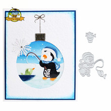 metal cutting dies cut die mold Fishing Snowman Merry Christmas Die Scrapbooking paper craft knife mould blade punch stencils