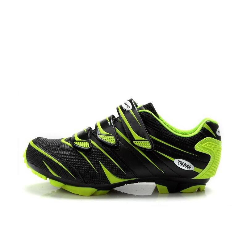 TIEBAO M816A Montagna All'aperto Scarpe Da Corsa Scarpe Da Bicicletta In Fibra di vetro-suola In Nylon Uomo Donna Scarpe Da Bici Filatura Classe Ciclo Shoes