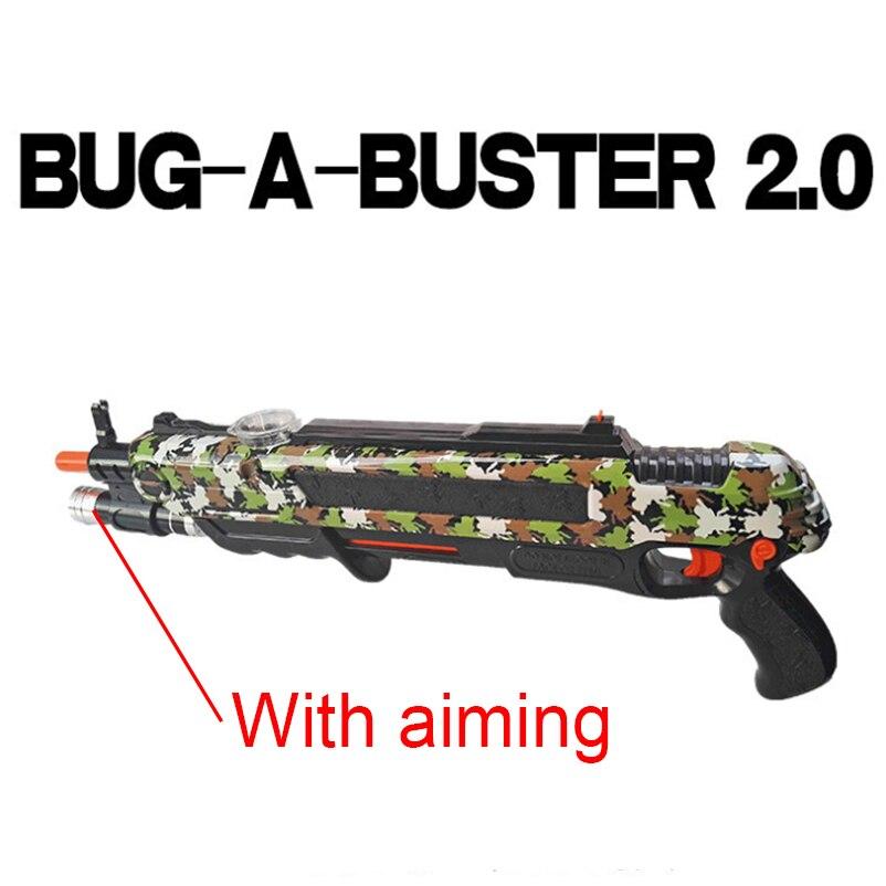 [Pistolet à sel et balles de poivre Blaster Airsoft pour pistolet à insectes modèle de moustique pistolet à sel] sac à bandoulière pour appareil photo - 2