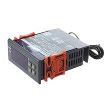 LCD display 220V Digital Temperature Controller Thermostat for Aquarium, terrarium, vivarium, incubators and paludariums
