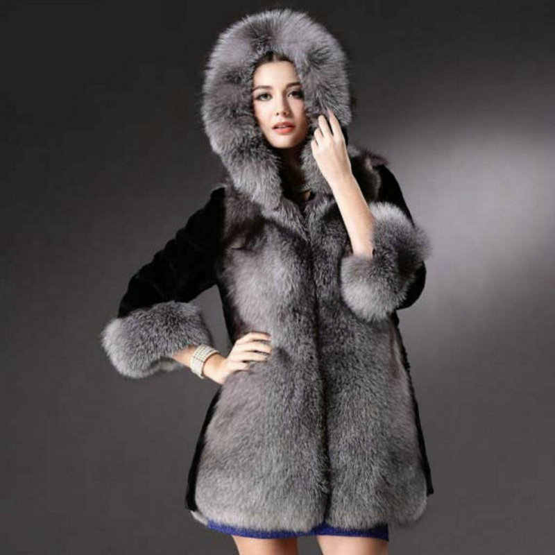 Popular Suede Fur Coats-Buy Cheap Suede Fur Coats lots from China ...