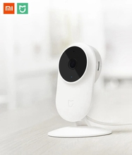 Original Xiaomi MiJia 1080P IP Camera Full HD Image Quality 130 Degree support AI Human Shape Intelligent Detection Night Vision